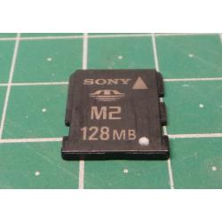 USED, M2, 128MB, Class 2