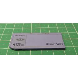 USED, Memory Stick 128MB, No Class