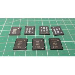 USED, M2, 1GB, Class 4