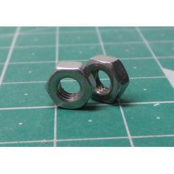 NUT, 3.2mm, x 6.9 mm, Control Thread