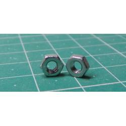 NUT, 5.43mm x 2.45mm , Control Thread