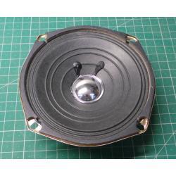 Speaker YD-120,120x45mm 8ohm / 6W, ferrite magnet
