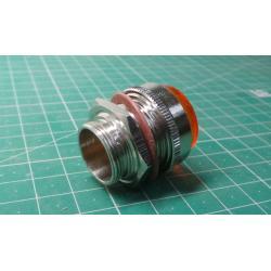 Led panel mount, indictor lens/ lamp holder lens, RS P/N 387-5194