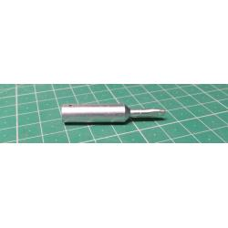 ERSA, Soldering Tip, 0832CDLF/SB, dur- 2.2mm