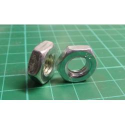 Nut, M10, 17mm