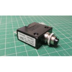 Circuit Breaker, 35A, 250V
