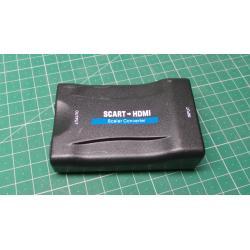 Scart - HDMI