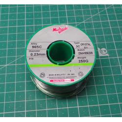 96SC, 3C/ CRYSTAL511, 0.23mm, 250G