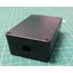Box, Black 7.5cm x 5cm