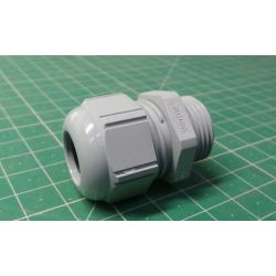 Cable Gland, Lapp M20 , Grey IP69K, Polyamide