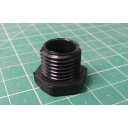 C01527, Blanaing plug, 16mm