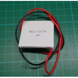 Peltier cell TEC1-12710, 12V 10A