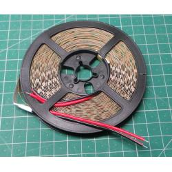 LED pásek 8mm, bílý, 120xLED2835/m, IP20, cívka 5m