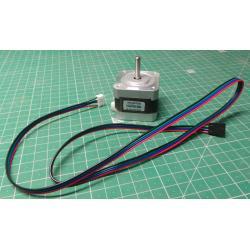 Stepper motor 17HS3430 including cables