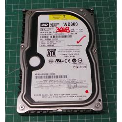 Used, Hard Disk, Desktop, SATA, 36GB