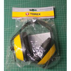 Ear protector, TOPEX