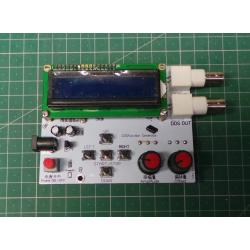 1X(DDS Function Signal Generator Module Sine Square Sawtooth Wave Kit S7V3)