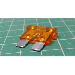 Car fuse 40A / 32V orange 19x12mm ATC40