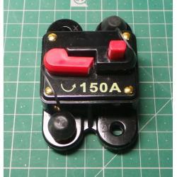 Current circuit breaker DC 12V / 150A