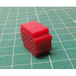 Non-soldering contact field ZY-25 25p red