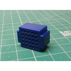 Non-soldering contact field ZY-25 25p blue
