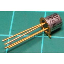 BF173, NPN RF Transistor, 40V, 0.025A, 0.23W
