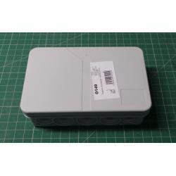 Box i16 empty, 130x85x37mm