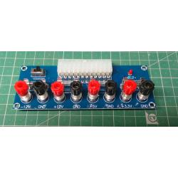 Power supply module XH-M229 for sources from PC type ATX