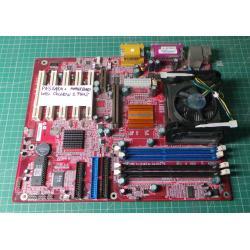 P4S5A/DX + Mother Board Intel celeron 1.7GHZ