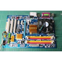 Gigabyte Motherboard, GA-EP41-UD3L Core2 QUAD, Q8400@2.66GHZ