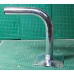 ANTENNA HOLDER FOR WALL 25x25cm
