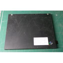 IBM Thinkpad T60, Centrino duo T2400@1.83GHZ, 3GB, 40GB, 1024x768, Batery 1H 50M, Hard Disk Plastic Mixing