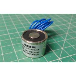 Electromagnet P20 / 15 12VDC, 3kg