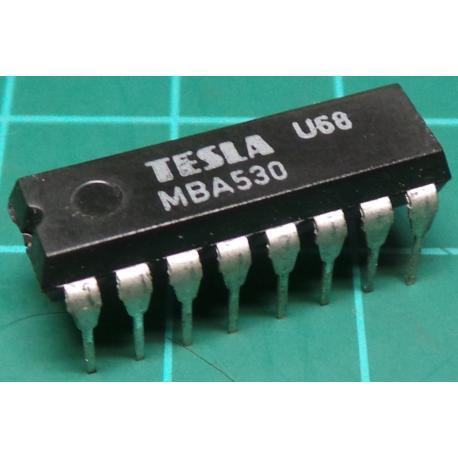 MBA530, PAL Colour Decoder