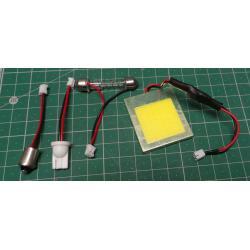 LED panel COB 12V/24W 48xLED 0,5W