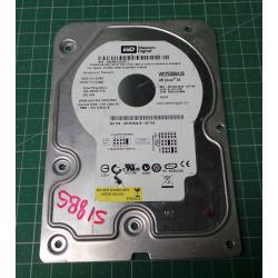 WD, WD2500AAJB, 250GB