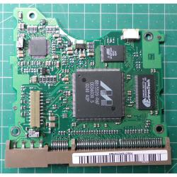 "PCB: BF41-00051A, SP8004H, 80GB, 3.5"", IDE"