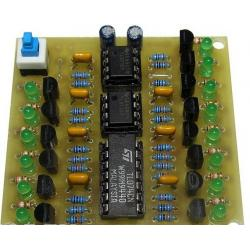 Tester of operational amplifiers STAVEBNICE