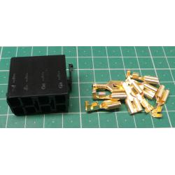 Socket for Carling switches