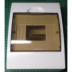Switchboard TSM-6 plastic 1x6P wall