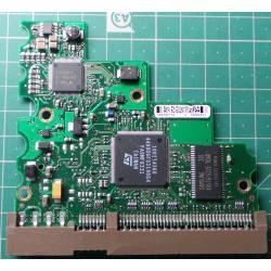 """PCB: 100277699 Rev A, Barracuda 7200.7, ST380011A, 80GB, 3.5"""", IDE"""
