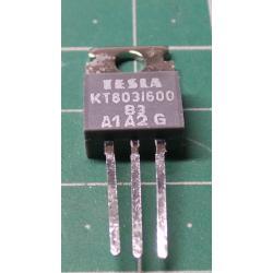 Triak KT803/600 600V/10A TO220AB