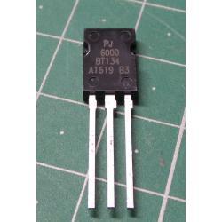 Triak BT134-600D 600V/4A, Igt 10mA SOT82