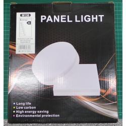 Podhledové světlo LED 24W,průměr 220mm, bílé, 230V/24W, přisazené