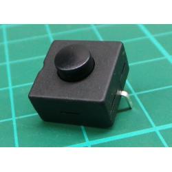 Vypínač stiskací PBS-07 ON-OFF 30V/1A, 11x11,8mm
