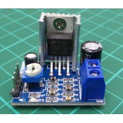 Zesilovač 16W, modul s TDA2030