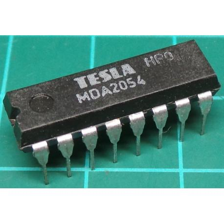 MDA2054, Audio Processing for Tape Recorders