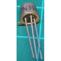 2N3947, NPN Transistor, 40V, 200mA, 360mW