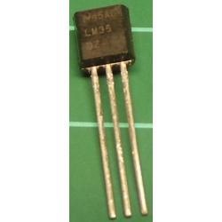 LM35, Temperature Sensor