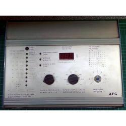AEG, Baterry Test set